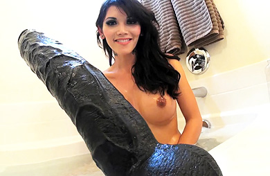 eva lin and her tight tranny ass